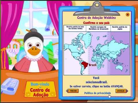 Conta LIMITADA no webkinz.....Making an account on webkinz LIMITED.
