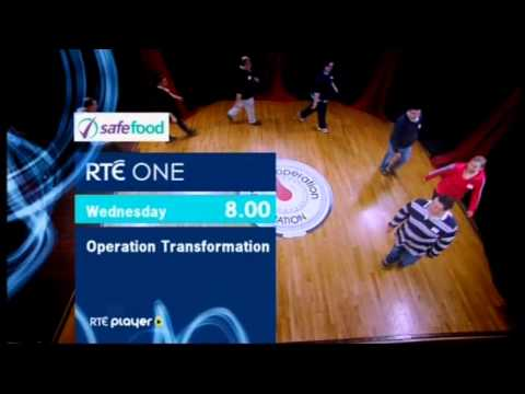 RTE Two mobile ident