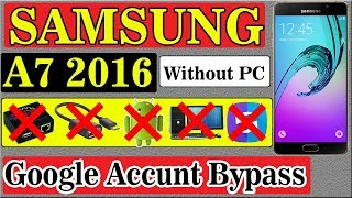 How To BYPASS SUMSUNG A710K BYPASS A710S BYPASS A710L 7 0 With