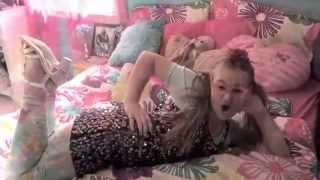 EW! Jimmy Fallon & Will I Am Fan Video!!! Starring Lauren & Her Family
