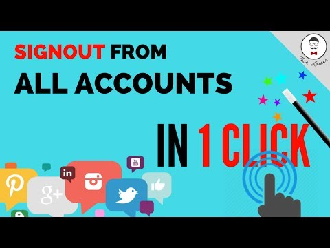 Best Trick to delete unused accounts 2017 | 500% Stunning results