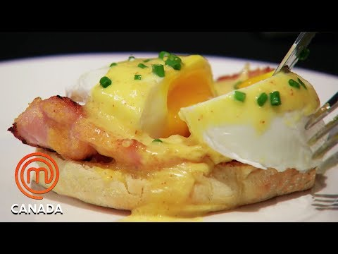 How To Cook A Perfect Poached Egg - MasterChef Canada - MasterChef World