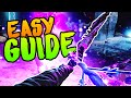 Best Void Bow Upgrade Guide Easy Black Ops 3 Zombies Der Eis