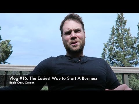 Start An Online Business: The Easy Strategy