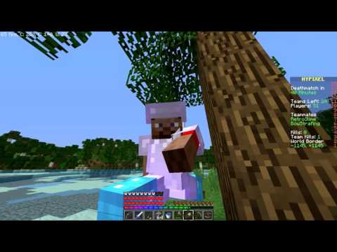 Trying to Get Fire Aspect in UHC Champions