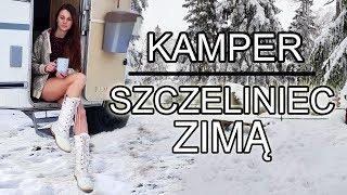 Zima w Kamperze - wycieczka na Szczeliniec !! vlog # 28