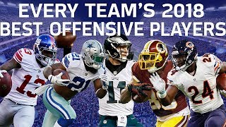 Best Offensive Players of Every Team for 2018 Season | Bucky Brooks | NFL