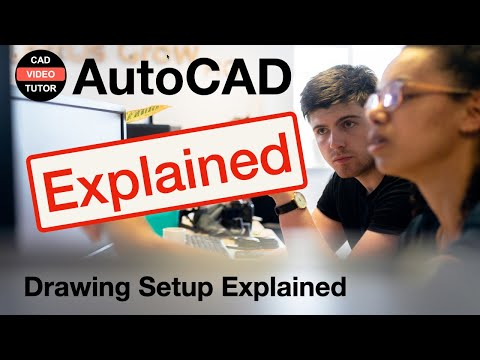 AutoCAD 2012 Tutorial 2.4 - Setting the Drawing Limits
