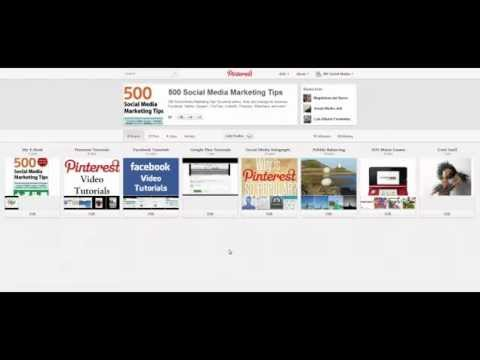 How to Turn off Pinterest E-Mail Notifications   Stop Pinterest Notifications