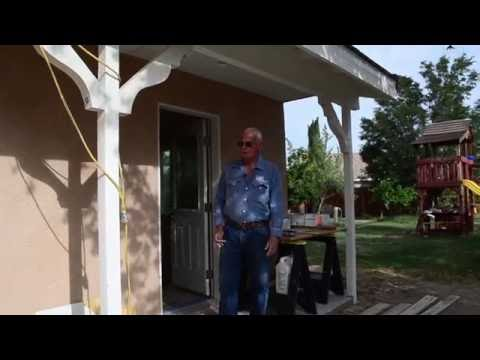 New Guest House in Rosamond, California - Melchers Construction Rosamond California