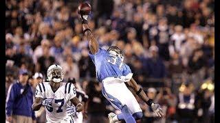 """NFL """"Acrobatic"""" Interceptions"""