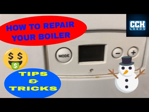 HOW TO REPAIR YOUR BOILER - Tips & Tricks