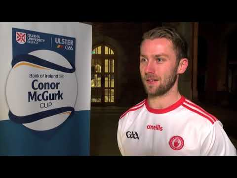2018 Bank of Ireland Conor McGurk Cup Launch