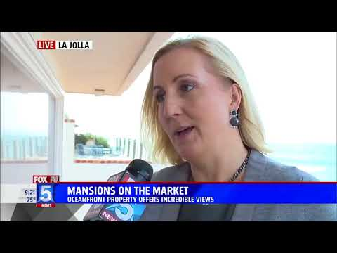 Fox 5 News Highlights 5366 Calumet Ave in Mansions on the Market Segment