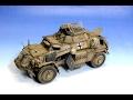 SdKfz 222 - Leichter Panzerspähwagen Hobby Boss 1:35 Step by Step