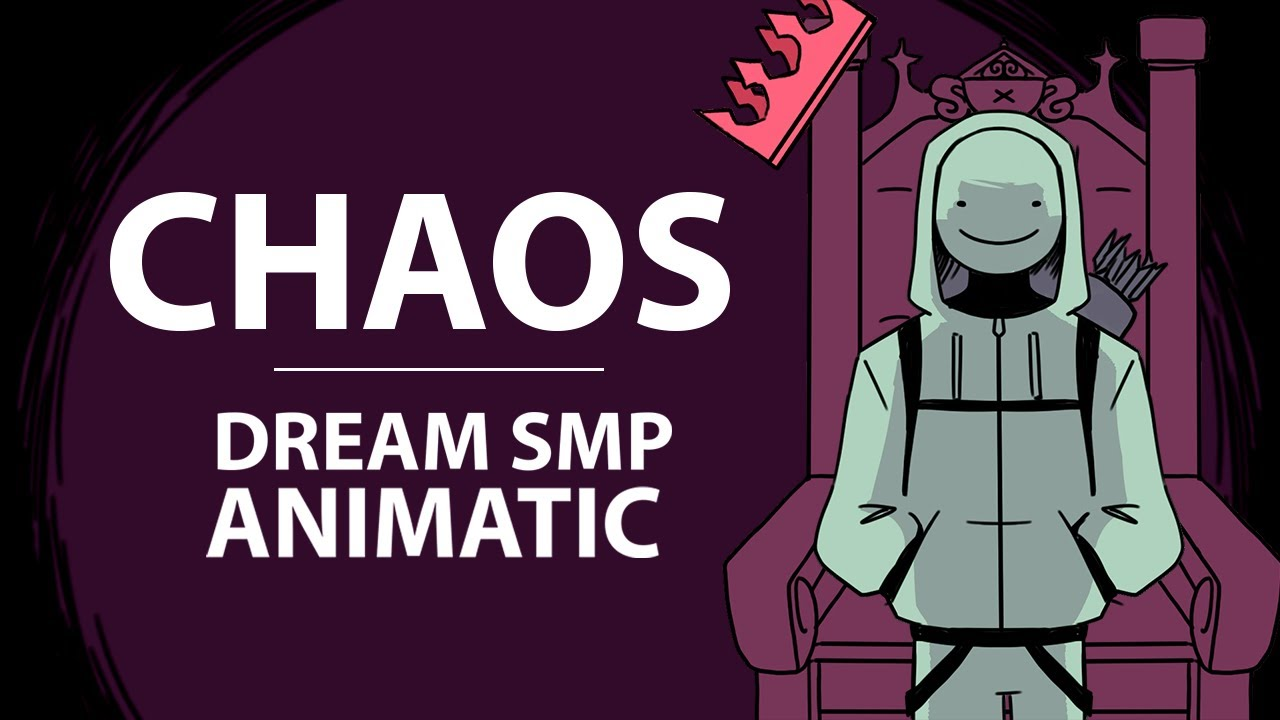 Chaos    Dream SMP [ANIMATIC]