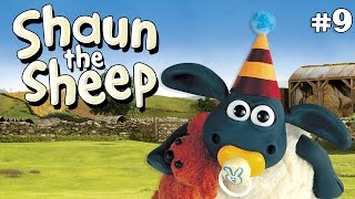 Shaun the Sheep - Kagelisahan [Timmy In A Tizzy]