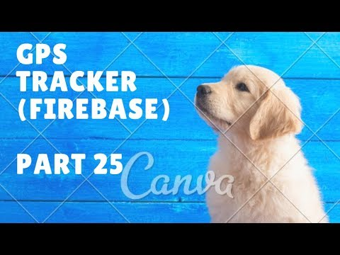Real time Family GPS Tracker App (Firebase) in Android Studio PART 25