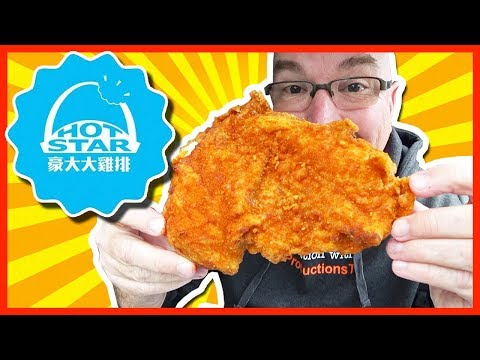 Xxx Mp4 HOT STAR • HOT CHEESE FRIED CHICKEN Review 3gp Sex