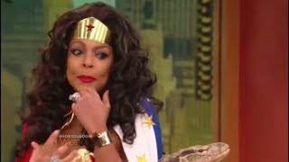 Wendy Williams - Funny/Shady moments (part 17)