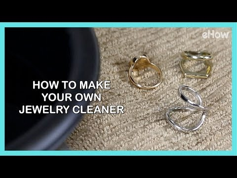 How to Make Your Own Jewelry Cleaner | DIY IRL