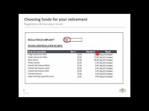 How to Choose Funds for Your Retirement