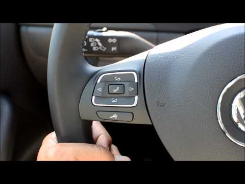How to use Volkswagen Bluetooth Voice Commands