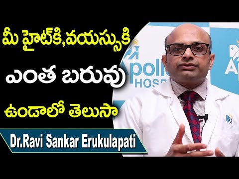 Calculate Your Height,Weight,Age|| BMI Calculation|| Dr.Ravi Sankar Erukulapati