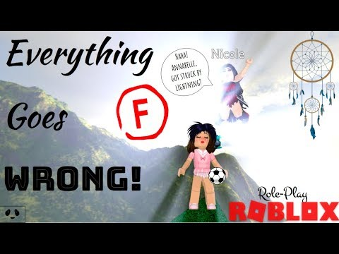 EVERYTHING GOES WRONG Role-Play