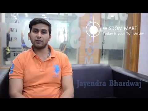Wisdom Mart | Application Services Review - Jayendra Bhardwaj