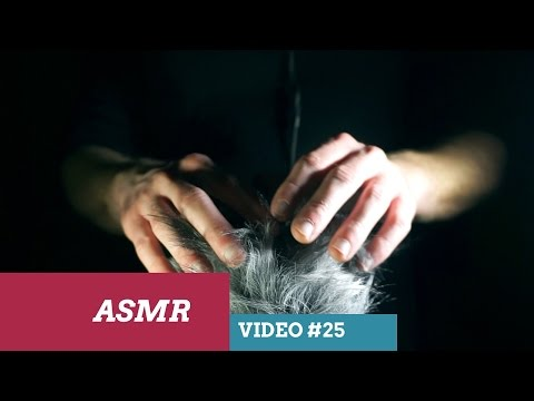 Fluffy Recorder - ASMR Touching the windmuff Microphone,Binaural Sound Ear to Ear Windscreen