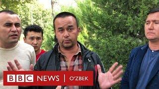 Ўзбекистон: Нега инсонлар Human агентлиги орқали хорижга ишга кета олмади? - BBC Uzbek