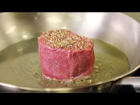 How to Sear-Roast a Filet Mignon