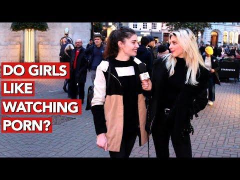Do girls like watching porn?