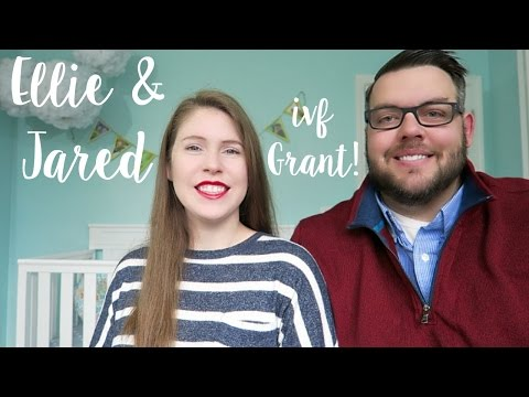 ELLIE & JARED IVF Grant | Our submition  video