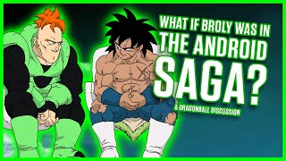 Download WHAT IF BROLY & ANDROID 16 MET? - MasakoX Video