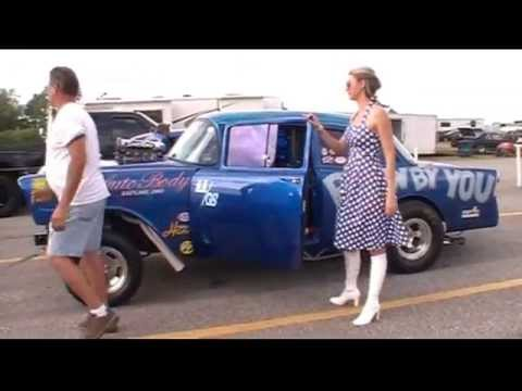 Qualifying Southeast Gassers at Clay City 9/10/2016
