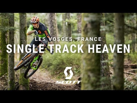 Is this the World's BEST Singletrack? Chasing Trail Ep. 1 - Rémy Absalon