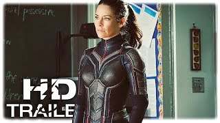 ANT MAN 2 Trailer Teaser +  Car Crash Stunt (NEW 2018) ANT MAN AND THE WASP Superhero Movie HD