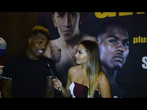 JERMELL CHARLO TALKS ABOUT MULTI-MILLION OFFER FROM EDDIE HEARN/ RANKS KELL BROOK 10TH AT 154