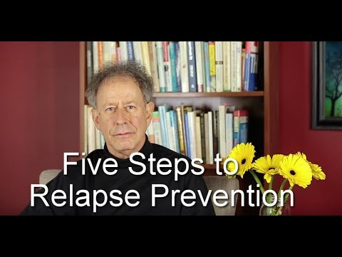 Five Steps to Relapse Prevention