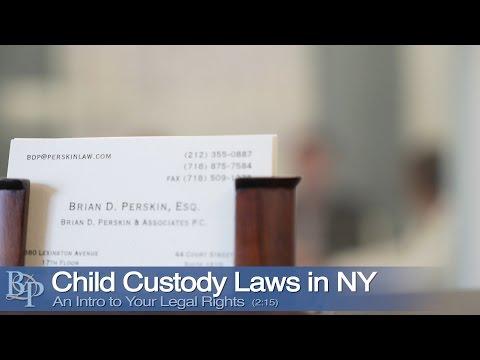 Child Custody Lawyer - New York Divorce Attorney Brian D. Perskin