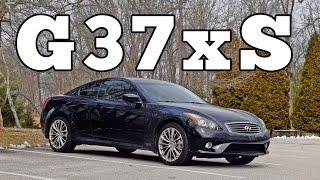2013 Infiniti G37xS: Regular Car Reviews