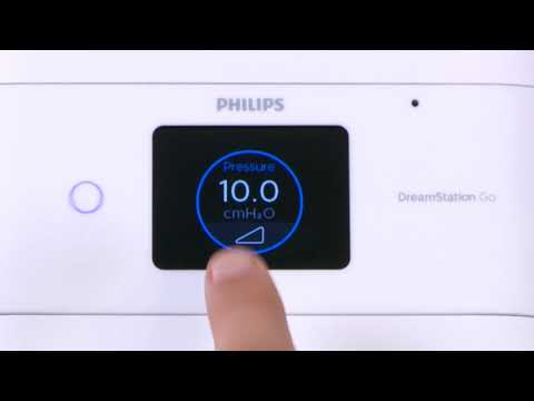 Video Introduction - DreamStation Go Portable Auto CPAP