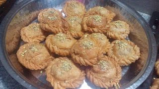 Recipe of Mawa samoussa (my version)