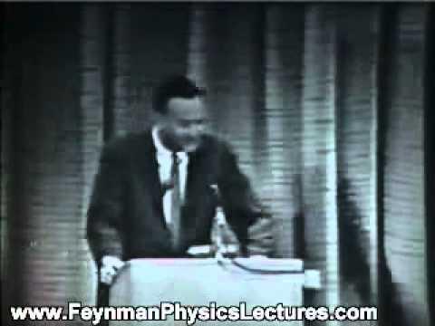 Richard Feynman: Relation of Mathematics and Physics (Part 6/6)