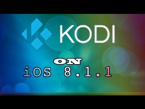 How to Install (KODI-XBMC) on iOS 8.1.1+