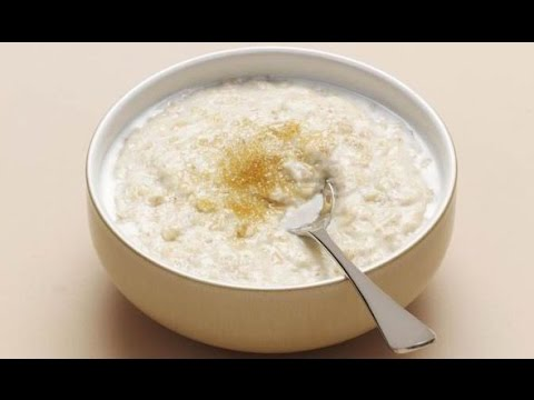How to make delicious Oat porridge