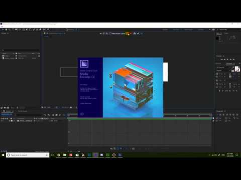 Exporting Animated Gif in Adobe After Effects + Black Background fix