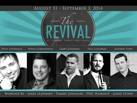 Church Online: THE REVIVAL - Guest Pastor Larry Johnson